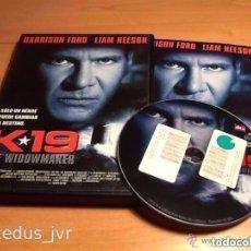 Cine: K19 THE WIDOWMAKER HARRISON FORD PELÍCULA EN DVD EN BUEN ESTADO. Lote 98083647