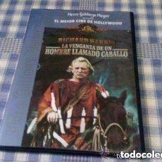 Cine: LA VENGANZA DE UN HOMBRE LLAMADO CABALLO - PELÍCULA EN DVD - CINE DE WESTERN OESTE. Lote 98083651