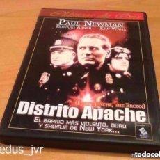 Cine: DISTRITO APACHE PAUL NEWMAN PELÍCULA EN DVD CLÁSICOS DE ORO. Lote 98083659