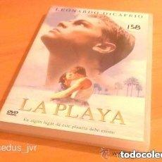 Cine: LA PLAYA LEONARDO DICAPRIO - PELÍCULA CINE EN DVD. Lote 98083963
