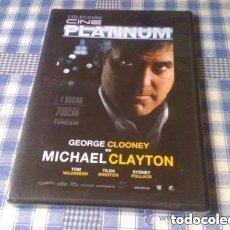 Cine: MICHAEL CLAYTON (2007) - PELÍCULA EN DVD - CINE DE DRAMA THRILLER - PRECINTADA. Lote 98084511
