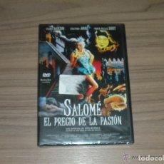 Cine: SALOME EL PRECIO DE LA PASION DVD DE KEN RUSSELL GLENDA JACKSON NUEVA PRECINTADA. Lote 195167938