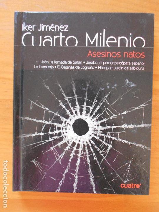 dvd + libro cuarto milenio 24 - asesinos natos - Comprar Películas ...