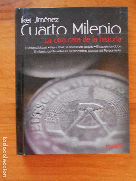 dvd + libro cuarto milenio 18 - la otra cara de - Kaufen Filme auf ...