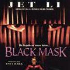 Cine: BLACK MASK (1996) ACCIÓN. AVENTURAS. COMEDIA   ARTES MARCIALES. SUPERHÉROES. Lote 98218983