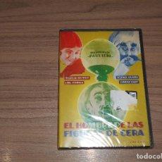 Cine: EL HOMBRE DE LAS FIGURAS DE CERA DVD TERROR NUEVA PRECINTADA. Lote 171480968
