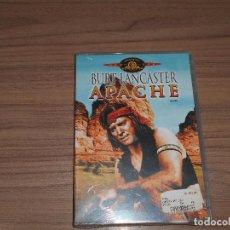 Cine: APACHE DVD BURT LANCASTER NUEVA PRECINTADA. Lote 261791955