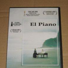Cine: (SIN ABRIR) EL PIANO (EDICIÓN ESPAÑOLA) __ DVD. Lote 98504387