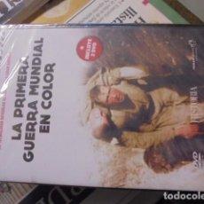 Cine: DOCUMENTAL 5 HORAS LA PRIMERA GUERRA MUNDIAL EN COLOR - PRECINTADO - ENVIO GRATIS. Lote 98515775