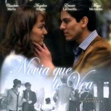 Cine: NOVIA QUE TE VEA (1993) CLAUDETTE MAILLÉ , ANGELICA ARAGON DVD NUEVO. Lote 98516887