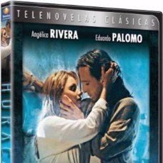Cine: HURACAN -TELENOVELA EDUARDO PALOMO , ANGELICA RIVERA 2 DVD'S NUEVOS. Lote 98516931