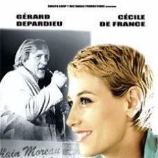 Cine: EL CANTANTE - GERARD DEPARDIEU,CÉCILE DE FRANCE DVD NUEVO. Lote 98517083