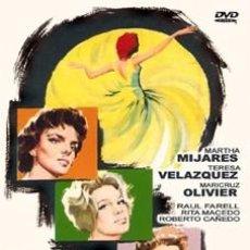 Cine: QUINCEAÑERA - MARTHA MIJARES, TEREZA VELÁZQUEZ, MARICRUZ OLIVIER DVD NUEVO. Lote 98517147