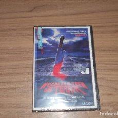 Cine: NOCHE EN EL TREN DEL TERROR DVD NUEVA PRECINTADA. Lote 98545683