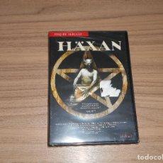 Cine: HAXAN DVD TERROR NUEVA PRECINTADA. Lote 98545799