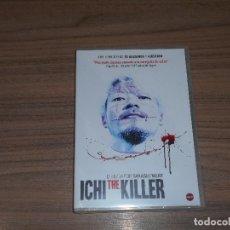 Cine: ICHI THE KILLER DVD TERROR NUEVA PRECINTADA. Lote 98546019