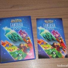 Cine: FANTASIA 2000 DVD DISNEY. Lote 98546695