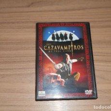 Cine: LOS CAZAVAMPIROS DE TSUI HARK DVD + LIBRETO ESCENAS. Lote 98547083