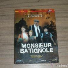 Cine: MONSIEUR BATIGNOLE DVD 2ª GUERRA MUNDIAL NUEVA PRECINTADA. Lote 98547239