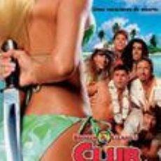 Cine: CLUB DESMADRE (CLUB DREAD) (2004) COMEDIA. TERROR   COMEDIA DE TERROR. SLASHER. Lote 98581559