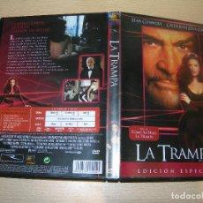 Cine: PELICULA LA TRAMPA DVD ENVIO GRATUITO. Lote 98598615