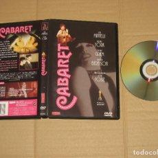 Cine: CABARET (EDICIÓN ESPAÑOLA) __ DVD. Lote 98700631