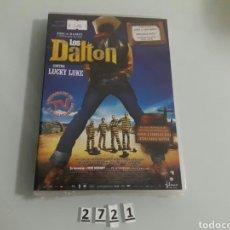 Cine: LOS DALTON CONTRA LUCKY LUKE ( DVD NUEVO PRECINTADO ). Lote 98715640