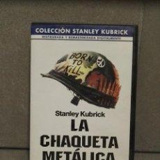 Cine: LA CHAQUETA METÁLICA - DVD - STANLEY KUBRICK. Lote 98788327