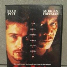 Cine: SEVEN - DVD. Lote 98790347