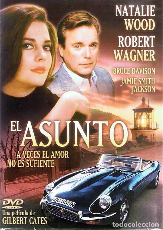 DVD EL ASUNTO NATALIE WOOD (Cine - Películas - DVD)