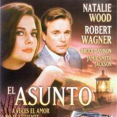 Cine - DVD EL ASUNTO NATALIE WOOD - 98791763