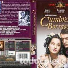 Cine: CUMBRES BORRASCOSAS . Lote 98797643