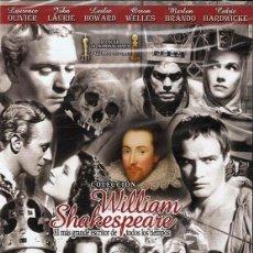 Cine: WILLIAM SHAKESPEARE (PRECINTADO). Lote 98813191