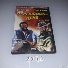 Cine: TU PERDONAS YO NO ( DVD SEGUNDAMANO ). Lote 98815960