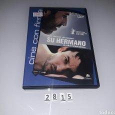 Cine: SU HERMANO ( DVD SEGUNDAMANO ). Lote 98816019