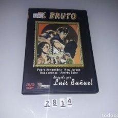 Cine: EL BRUTO ( DVD SEGUNDAMANO ). Lote 98816027