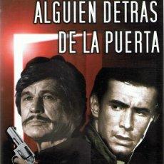 Cine: DVD ALGUIEN DETRAS DE LA PUERTA CHARLES BRONSON . Lote 98816043