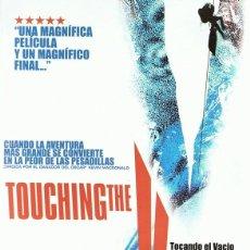 Cine: DVD TOUCHING THE VOID ( TOCANDO EL VACÍO). Lote 98816099