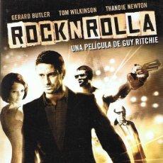 Cine: DVD ROCK N ROLLA GERARD BUTTLER. Lote 98816171