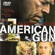 Cine: DVD AMERICAN GUN JAMES COBURN . Lote 98816195