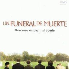 Cine: DVD UN FUNERAL DE MUERTE . Lote 98816267