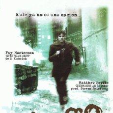 Cine: DVD RIESGO (RANCID). Lote 98816395