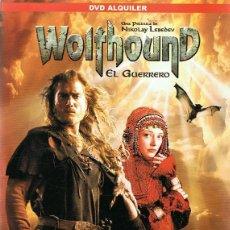 Cine: DVD WOLFHOUND EL GUERRERO . Lote 98816467