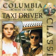 Cine: DVD TAXI DRIVER ROBERT DE NIRO . Lote 98816515