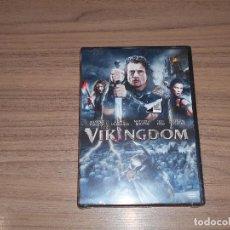 Cine: VIKINGDOM DVD NUEVA PRECINTADA. Lote 98852239