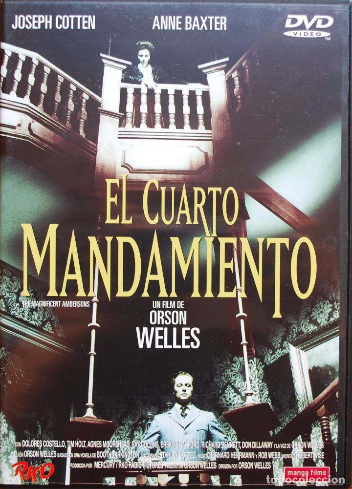 El cuarto mandamiento (The Magnificent Ambersons) (Orson Welles, 1942, J.  Cotten) (foto adicional)