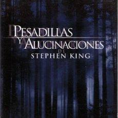 Cine: PESADILLAS Y ALUCINACIONES STEPHEN KING (3 DVD). Lote 105326800