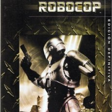 Cine: DVD ROBOCOP (EDICIÓN DEFINITIVA 2 DVD). Lote 98871051