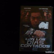 Cine: CON LOS DIAS CONTADOS 2 - DVD NUEVO PRECINTADO. Lote 147940264