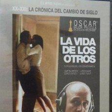 Cinema: LA VIDA DE LOS OTROS (COLECCIÓN EL MUNDO) __ DVD SLIM. Lote 98894355